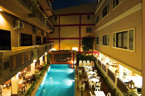 Фото отеля Seeka Boutique Resort 3* (Сика Бутик Резорт 3*)