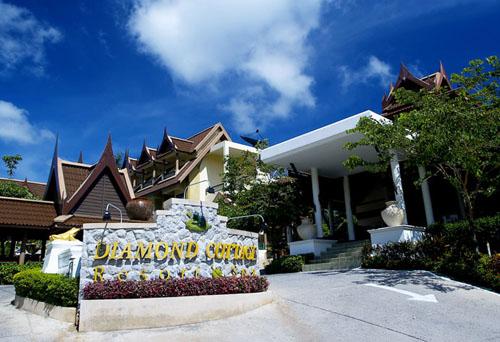 Фото отеля Diamond Cottage Resort & Spa 4* (Даймонд Коттедж Резорт энд Спа 4*)