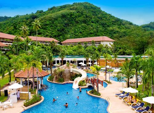 Фото отеля Centara Karon Resort Phuket 4* (Центара Карон Резорт Пхукет 4*)