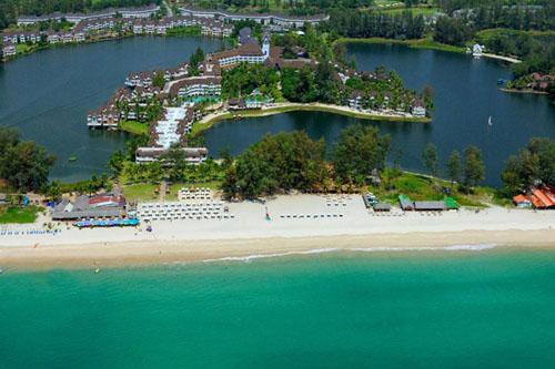 Фото отеля Angsana Laguna Phuket 5* (Ангсана Лагуна Пхукет 5*)