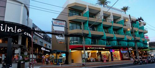 Фото отеля Must Sea Hotel 3* (Маст Си Отель 3*)