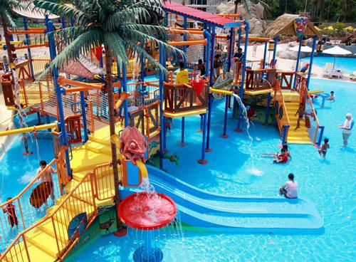 Фото отеля Grand West Sands Resort & Villas Phuket 5* (Гранд Вест Сандс Резорт энд Виллас Пхукет 5*)