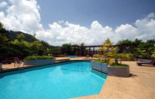 Фото отеля Phuket Merlin Hotel 3* (Пхукет Мерлин Отель 3*)