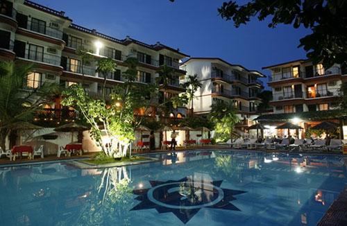 Resort Village Royale Индия Калангут Bookingcom
