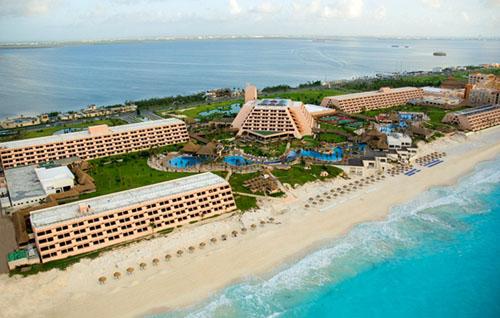 Фото отеля Oasis Cancun 4* (Оазис Канкун 4*)
