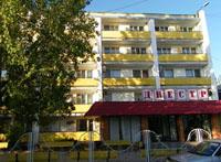 Фото отеля «Днестр» (Коблево, Украина)
