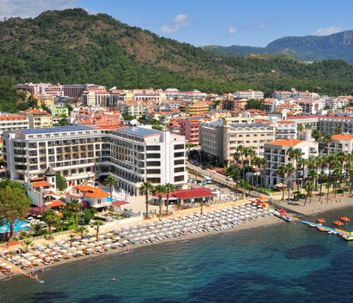 Отель Golden Rock Beach Hotel 5* (Голден Рок Бич Отель 5 ...