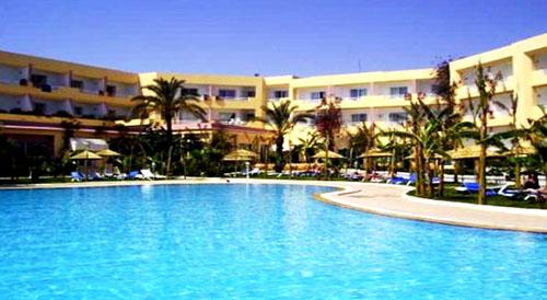 Фото отеля Hammamet Azur Plaza 4* (Хаммамет Азур Плаза 4*)