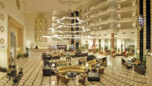 Фото отеля Mukarnas Spa Resort 5* (Мукарнас Спа Резорт 5*)