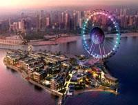 Фото - Колесо обозрения Dubai Eye (Дубай, ОАЭ)