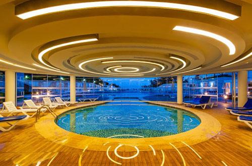 Фото отеля Water Planet Deluxe Hotel & Aquapark 5* (Ватер Планет Делюкс Отель энд Аквапарк 5*)