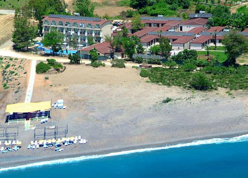 Фото отеля Aperion Beach Hotel 3* (Аперион Бич Отель 3*)