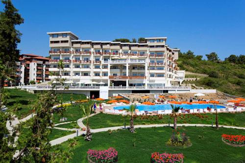 Фото отеля Justiniano Deluxe Resort 5* (Джустиниано Делюкс Резорт 5*)