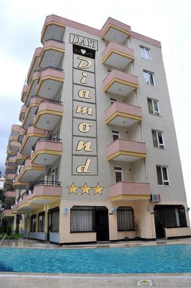 Фото отеля Dayi Diamond Hotel 3* (Дайи Даймонд Отель 3*)