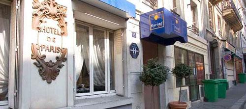 Фото отеля Kyriad Paris 9 Montmartre 3* (Кирьяд Париж 9 Монмартр 3*)