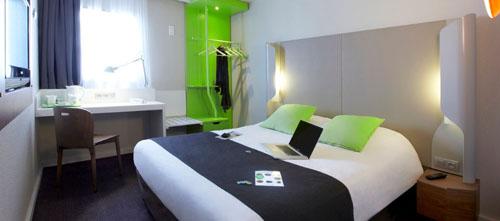Фото отеля Hotel Campanile Paris Est - Pantin 3* (Отель Кампанил Париж Эст - Пантен 3*)