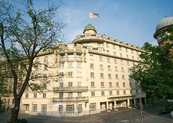 Фото отеля Austria Trend Hotel Ananas 4* (Австрия Тренд Отель Ананас 4*)