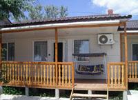 Фото базы отдыха «Бриз» (Кирилловка, Украина)