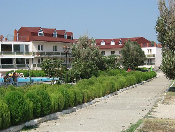 База отдыха «Родем» – Кирилловка – Запорожская область – Украина