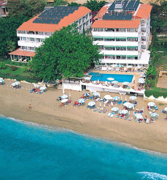 Фото отеля Gorgulu Kleopatra Beach Hotel 4* (Горгулу Клеопатра Бич Отель 4*)