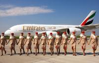 Фото - самолет авиакомпании Emirates