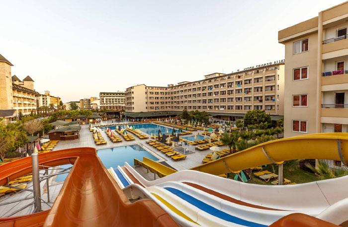 Фото отеля Eftalia ReФото отеля Eftalia Resort Hotel 4* (Эфталия Резорт Отель 4*)sort Hotel 4* (Эфталия Резорт Отель 4*)