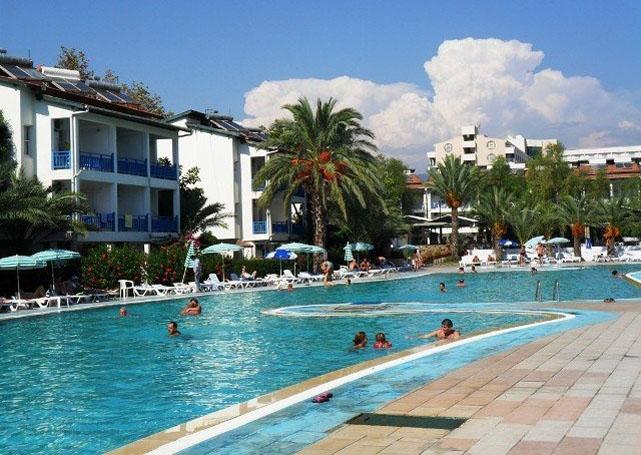 Фото отеля Club Oasis Eternity Hotel 4* (Клуб Оазис Этернити Отель 4*)