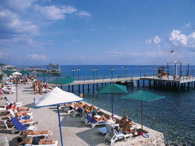 Beach Club P nara Otel