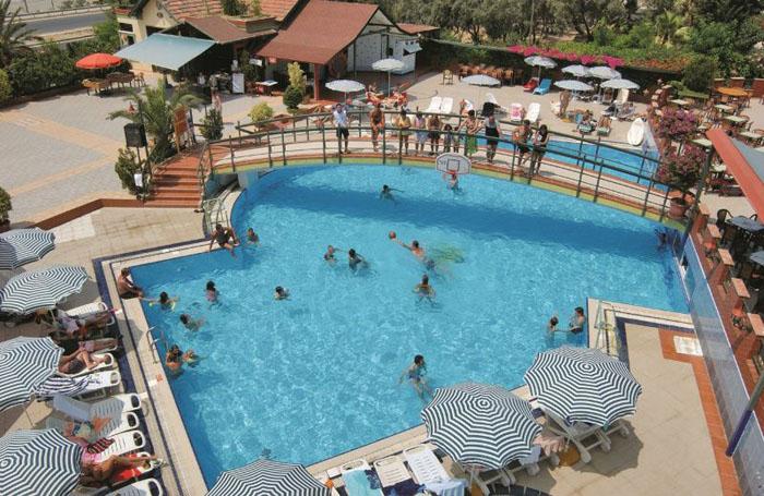 Фото отеля Numa Konaktepe Hotel 4* (Нума Конактепе Отель 4*)