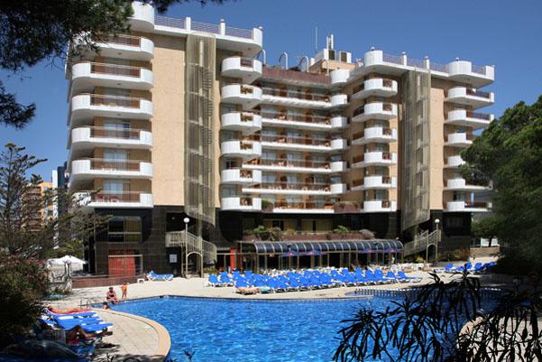 блаумар отель испания