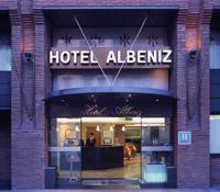 Фото отеля Catalonia Albeniz 3* (Каталония Албениз 3*)