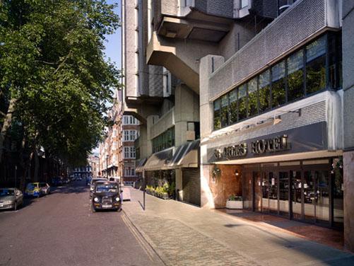 Фото отеля St. Giles London Classic Hotel 3* (Святой Жиль Лондон Классик Отель 3*)