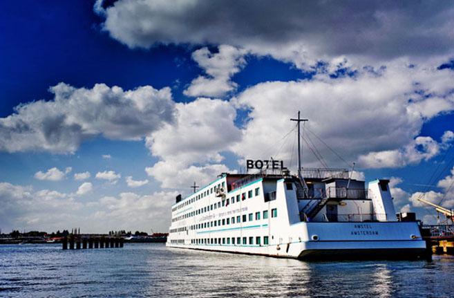 Фото отеля Amstel Botel 3* (Амстел Ботель 3*)