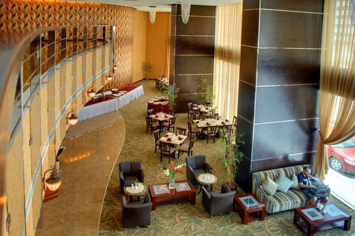 Фото отеля Aryana Hotel 4* (Ариана Отель 4*)