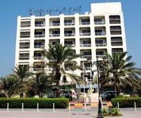 Фото отеля Ajman Beach Hotel 3* (Аджман Бич Отель 3*)