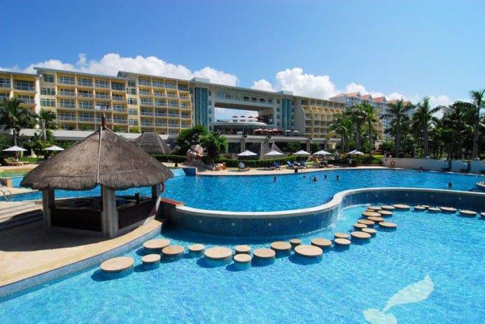 Фото отеля Days Hotel & Suites Sanya Resort 5* (Дейс Отель энд Сьютс Санья Резорт 5*)
