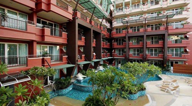 Фото отеля Blue Ocean Resort 4* (Блю Океан Ресорт 4*)