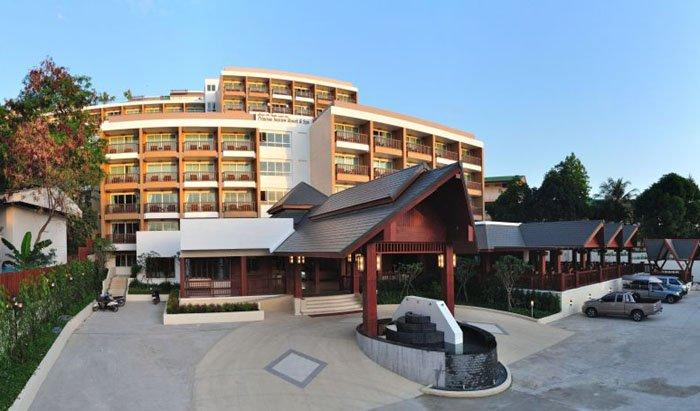 Фото отеля Princess Seaview Resort & Spa 4* (Принцесс Сивью Резорт энд Спа 4*)