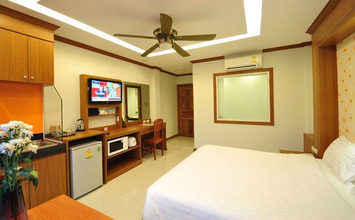 Фото отеля Green Harbor Hotel & Service Apartment 3* (Грин Харбор Отель энд Сервис Апартмент 3*)