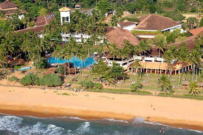 Фото отеля Tangerine Beach Hotel 4* (Танжерин Бич Отель 4*)
