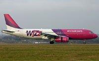 Фото - Самолет авиакомпании Wizz Air