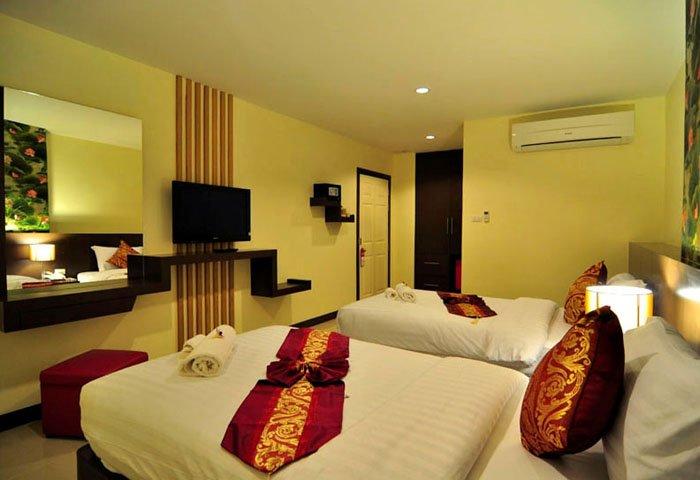 Фото отеля Pimrada Hotel 3* (Пимрада Отель 3*)