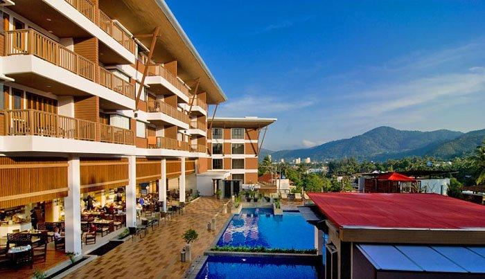 Фото отеля Peach Blossom Resort 4* (Пич Блоссом Резорт 4*)