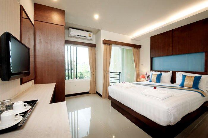 Фото отеля Blue Sky Patong 3* (Блю Скай Патонг 3*)