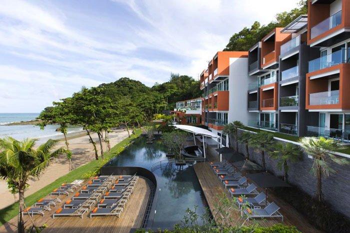 Фото отеля Novotel Phuket Kamala Beach 4* (Новотель Пхукет Камала Бич 4*)