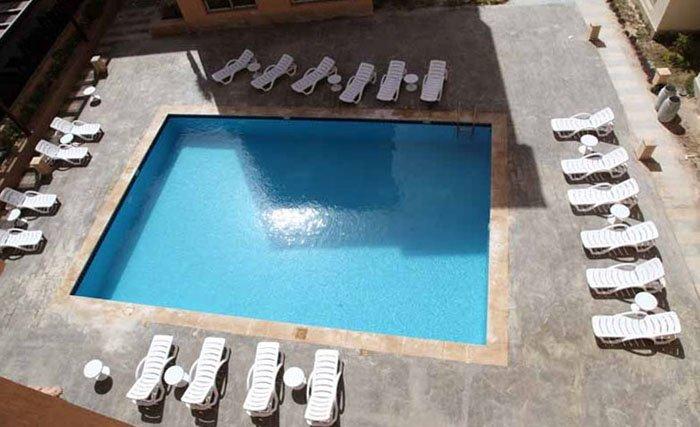 Фото отеля Amazonia Gardenia Hurghada 4* (Амазония Гардения Хургада 4*)