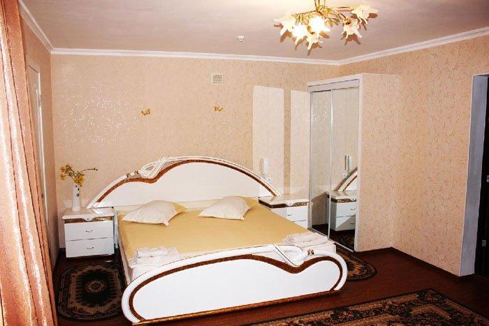 Фото отеля «Клеопатра» (Кирилловка, Украина)