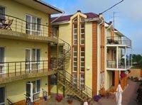 Фото отеля «Адам и Ева» (Затока, Одесса, Украина)