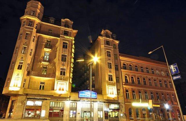 Фото отеля Golden Park Hotel 4* (Голден Парк Отель 4*)