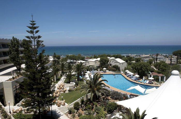 Фото отеля Agapi Beach 4* (Агапи Бич 4*)